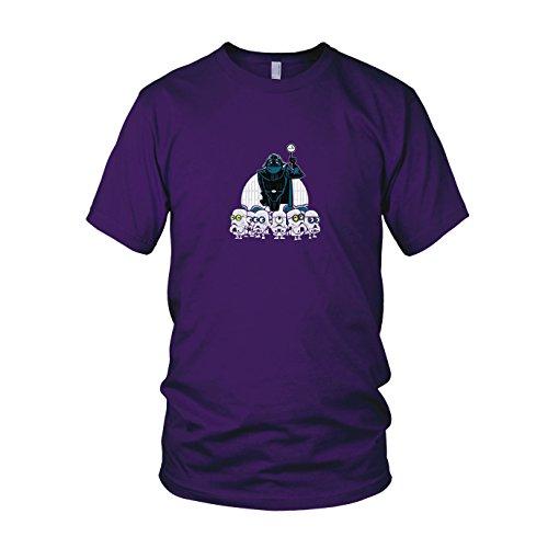 Despicable Empire - Herren T-Shirt, Größe: XXL, Farbe: lila