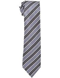 Vgreen Men's Necktie (Grey, Large)