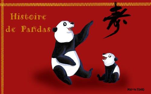 Histoire de Pandas: livre illustré
