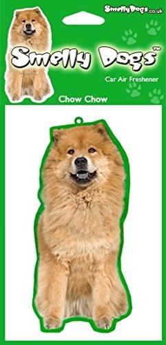 chow-chow-cane-2-x-auto-deodorante-per-auto-delizioso