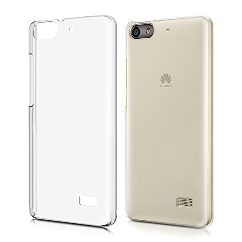 kwmobile Huawei G Play Mini Hülle - Handyhülle für Huawei G Play Mini - Handy Case in Transparent