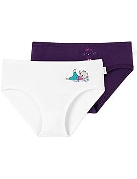 Schiesser Mädchen Unterhose, 2er