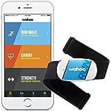 Wahoo TICKR Run Moniteur de Fréquence Cardiaque pour iPhone et Android