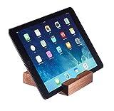 iPad Halter I iPad Ständer I iPad-Dockingstation I Tablet Halter I iPad Dock aus Holz amerikanisches Nussbaumholz handgefertigt