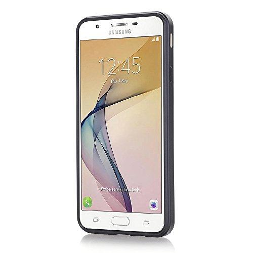 Galaxy S7 Edge Coque,EVERGREENBUYING [Slider Series] Ultra Slim léger 2 en 1 SM-G9350 Cases [Porte coulissante semi-automatique][Housse de Protection] [Fente pour Carte] Cover Pour Samsung GALAXY S7 E Bleu Clair