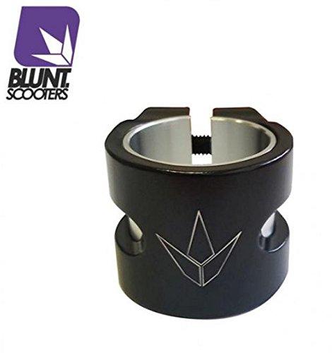 Blunt 2 Bolt Clamp Twin Slit (schwarz) - Twin Bolt