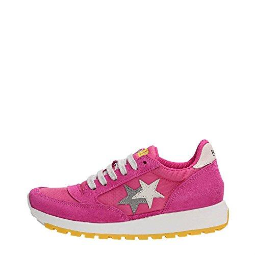 2 Star 2SD1148 Sneakers Donna Tessuto Fucsia Fucsia 36