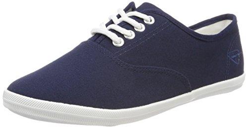 Tamaris Damen 23609 Sneaker, Blau (Navy), 39 EU (Schuhe Blaue Halbschuhe)