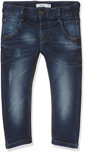 NAME IT Jungen Jeans Nittingo Bag/Slim DNM Pant NMT Noos, Blau (Dark Blue Denim), 164