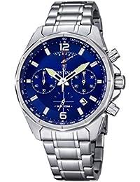Festina Herren-Armbanduhr Chronograph Quarz Edelstahl F6835/3