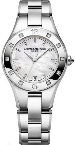 Baume & Mercier Linea Ladies Watch 10071