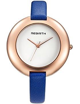 JSDDE Uhren,Retro Armbanduhr Zei