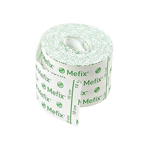 Mefix - Stoff Klebe Band 2,5cm X 10 Meter (Erste-hilfe-chirurgische Tape)