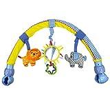 Spielbogen Spielzeug Kinderwagen Bett Oder Buggy Mit Rassel Und BB Gerät Ziehen Sie Die Aufmerksamkeit Ihres Babys Auf Sich,C