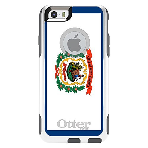 custom-white-otterbox-commuter-series-case-for-apple-iphone-6-plus-55-model-west-virginia-state-flag