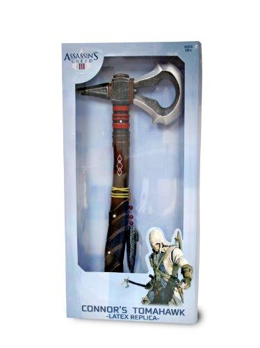 (Assassin 's Creed III Connor Latex Tomahawk Replik)