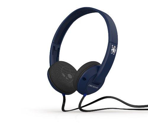 Uprock 2.0 Esterne con Microfono, Blu Chelsea/Cromato