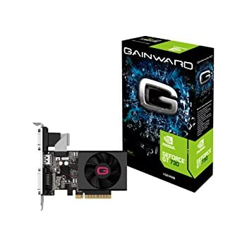 Gainward 3248 Carte graphique Nvidia GeForce GT730 902 MHz 1024 Go PCI-Express