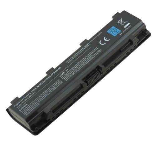 Akku 5200mAh 10,8V für Notebook Toshiba Satellite Pro C840 (Laptop Toshiba Satellite Pro C840)