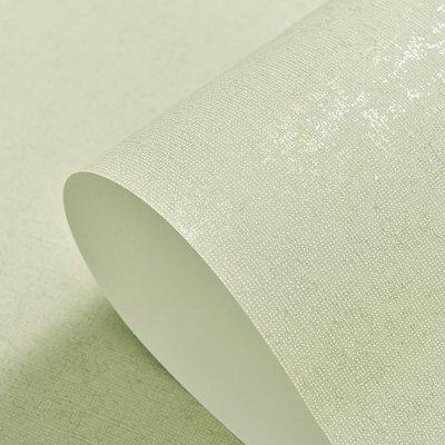 UCCUN Moderne, einfache Einfarbig Wallpaper 3D Non-Woven Wand Papier für Schlafzimmer Wohnzimmer Fernseher Sofa Hintergrund Wandverkleidung Home Decor, Hellgrün, 53 CM X 10 M