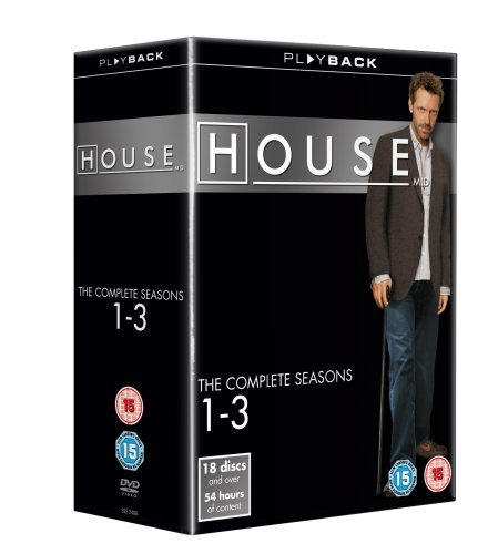 Series 1-3 - Complete