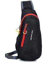 Generic Unisex Nylon Waterproof Sports Chest Bags- Parent