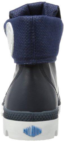 PalladiumPampa Sport Baggy WP - Scarpe da Barca Unisex – Adulto Blau (Indigo/White)