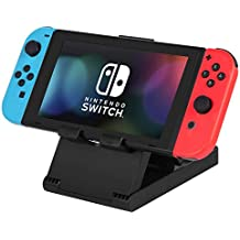 Nintendo Switch Stand, Keten Switch Soporte Playstand de Juego Portatil Para la Switch Nintendo - Atril Compacto Con Altura Ajustable para la Consola Nintendo Switch