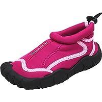 BOCKSTIEGEL? NORDERNEY Zapatos Aguamarina (36-41 Signora 3 Dise?os Neopreno), Couleur:bleu;Taille:37