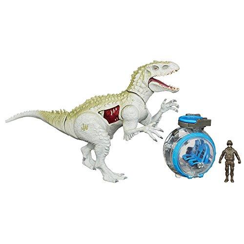 Paquete Mundo Jurásico Indominus Rex vs. Gyrosphere