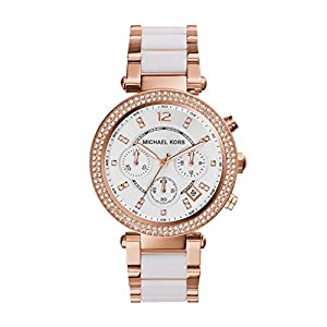 Michael Kors Reloj Cronógrafo para Mujer de Cuarzo MK5353