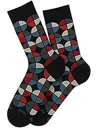 Chaussettes fantaisies Jones en fil d'écosse
