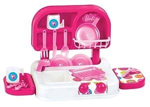 Faro - Vajilla de Juguete Barbie (Toys SR1110) Importado