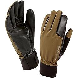 Sealskinz Handschuhe Hunting Gloves - Guantes para hombre, color verde, talla M
