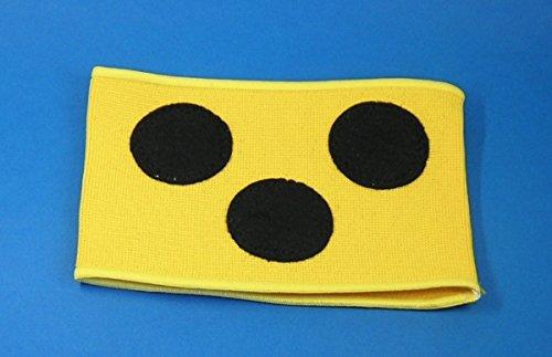Armbinde Elastisch Größe M - Blindenarmbinde - Kennzeichnung für Blinde