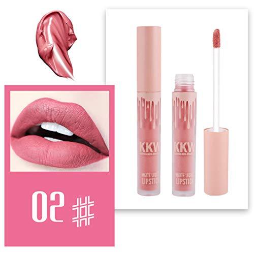 Imperméable garder 24 heures Brillant à lèvres liquide mat longue tenue