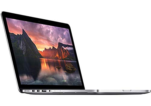 "Apple MacBook Pro Retina 13"" MGX72LL/A / Intel Core i5 2.6 GHz / RAM 8 GB / 128 GB ssd / Tastiera qwerty UK (Ricondizionato)"