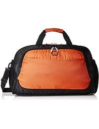 Delsey Signature Soft 65Cm Orange Black Check-In Duffel (00300642008)