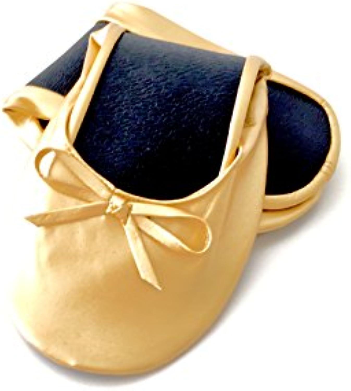 Pack 10 und - Bailarinas de Boda, Mujer Oro (M:36,37,38, Oro)