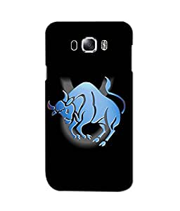 SAMSUNG J7(2016) PRINTED BACK COVER BY aadia