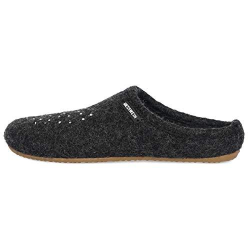 Preisvergleich Produktbild GIESSWEIN Damen Velden Pantoffeln Grau (Anthrazit 019) 38 EU