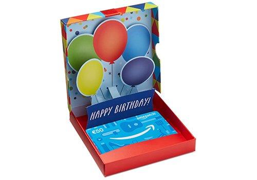 Amazon.de Geschenkgutschein