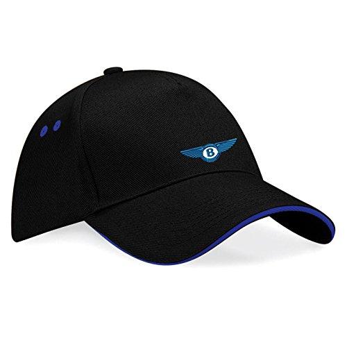 bentley-baseball-cap-mutze-k45-schwarz-blau