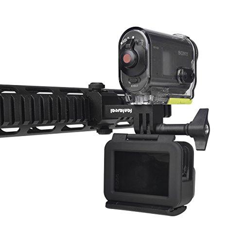 Supporto 2in1 per videocamera sportiva ... 8d250db55d59