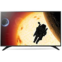 "LG 43LH604V - Smart TV de 43"" (Full HD, 1920 x 1080, webOS 3.0, WiFi, HDMI, USB) negro"