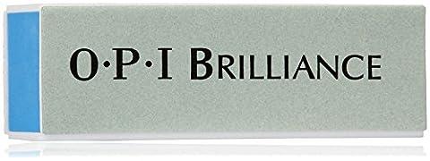 OPI Brilliance Block 1000/4000 1er Pack(1 x 1 Stück) (Opi Nagellack Grün)