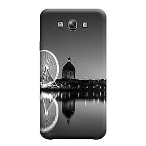 CaseLite Premium Printed Mobile Back Case Cover With Full protection For Samsung E7 (Designer Case)
