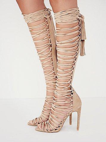 Estate lega i sandali di modo calza il semplice eccellente Tutto-Fiammifero caricamenti del sistema freddi Apricot