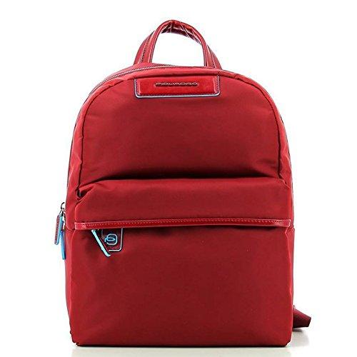 Piquadro Celion 13'' Zaino per laptop rosso