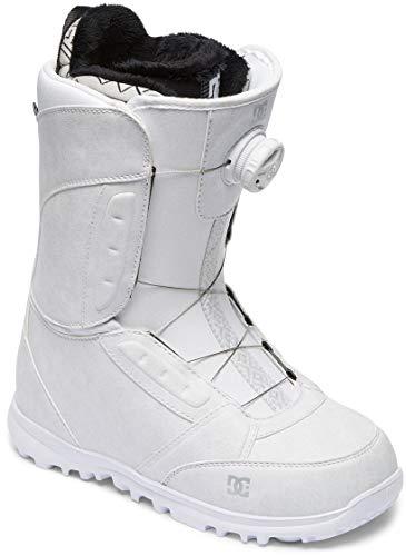 DC Lotus Boa Snowboard Boot - Women's White, 5.0 -